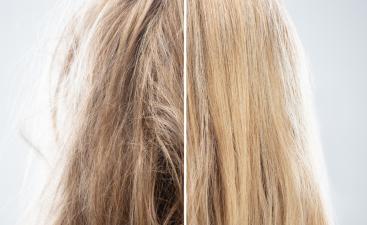 como alisar el pelo sin plancha
