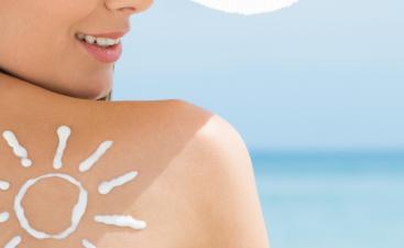 protección solar en verano